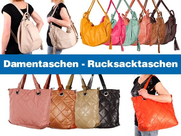 handtasche als rucksack
