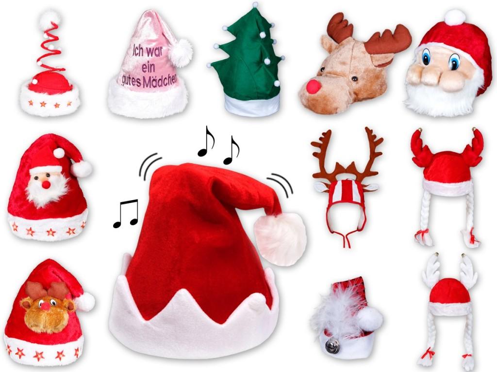 witzige-weihnachtsmuetzen
