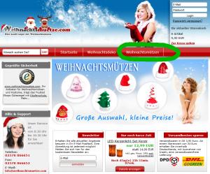 weihnachtsmuetze-com